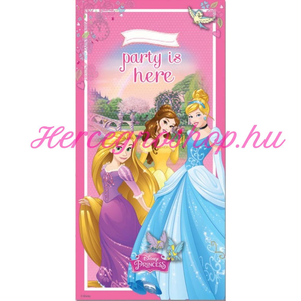 Disney hercegnők ajtóposzter (Disney Princess)