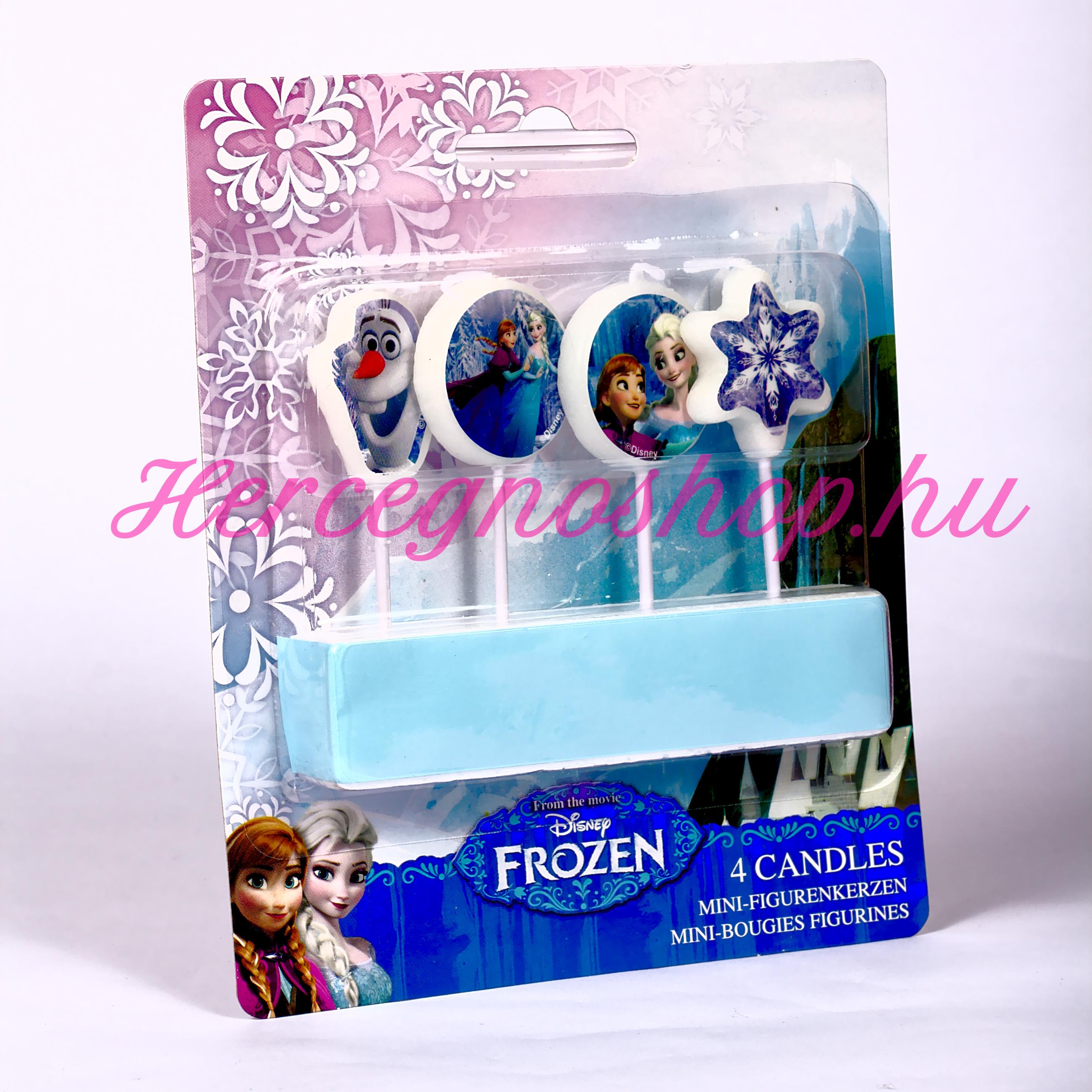 Jégvarázs gyertya (Disney Frozen)