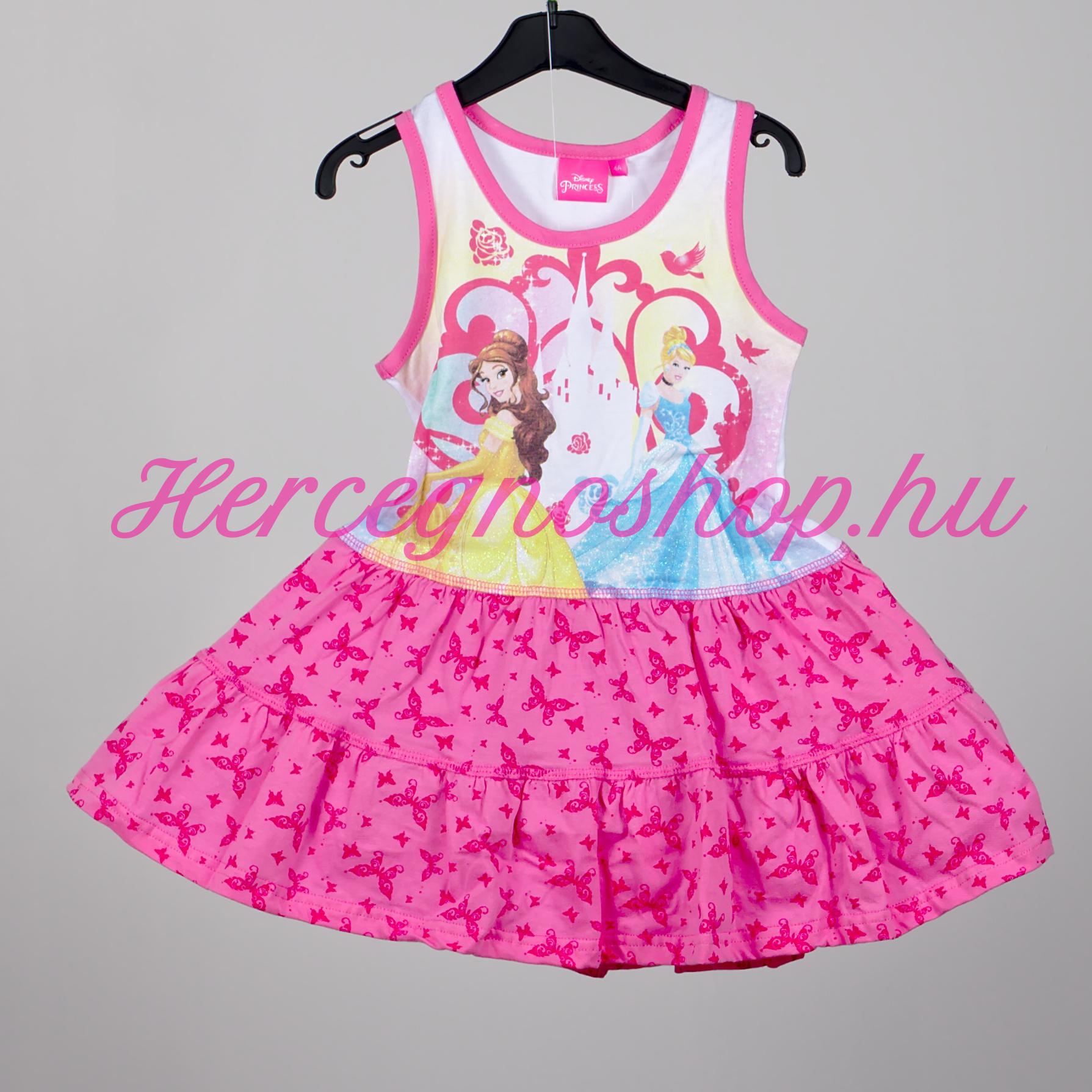 Disney hercegnők strandruha – rózsaszín (Disney Princess)