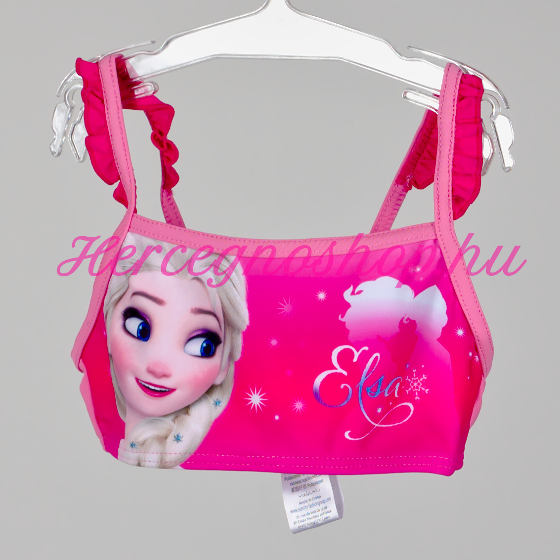 Jégvarázs bikini – rózsaszín (Disney Frozen)