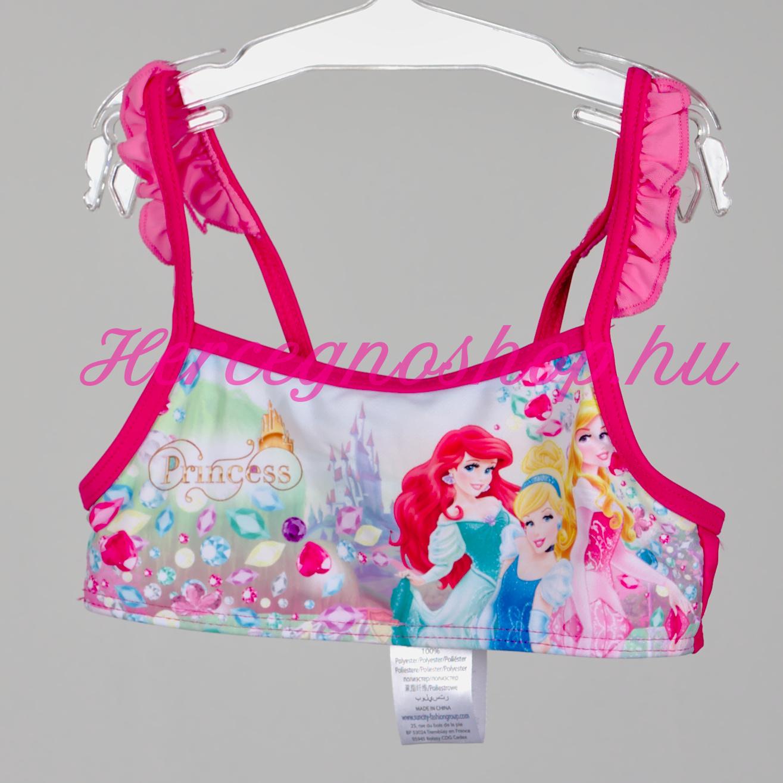 Disney hercegnők bikini – sötét rózsaszín (Disney Princess)