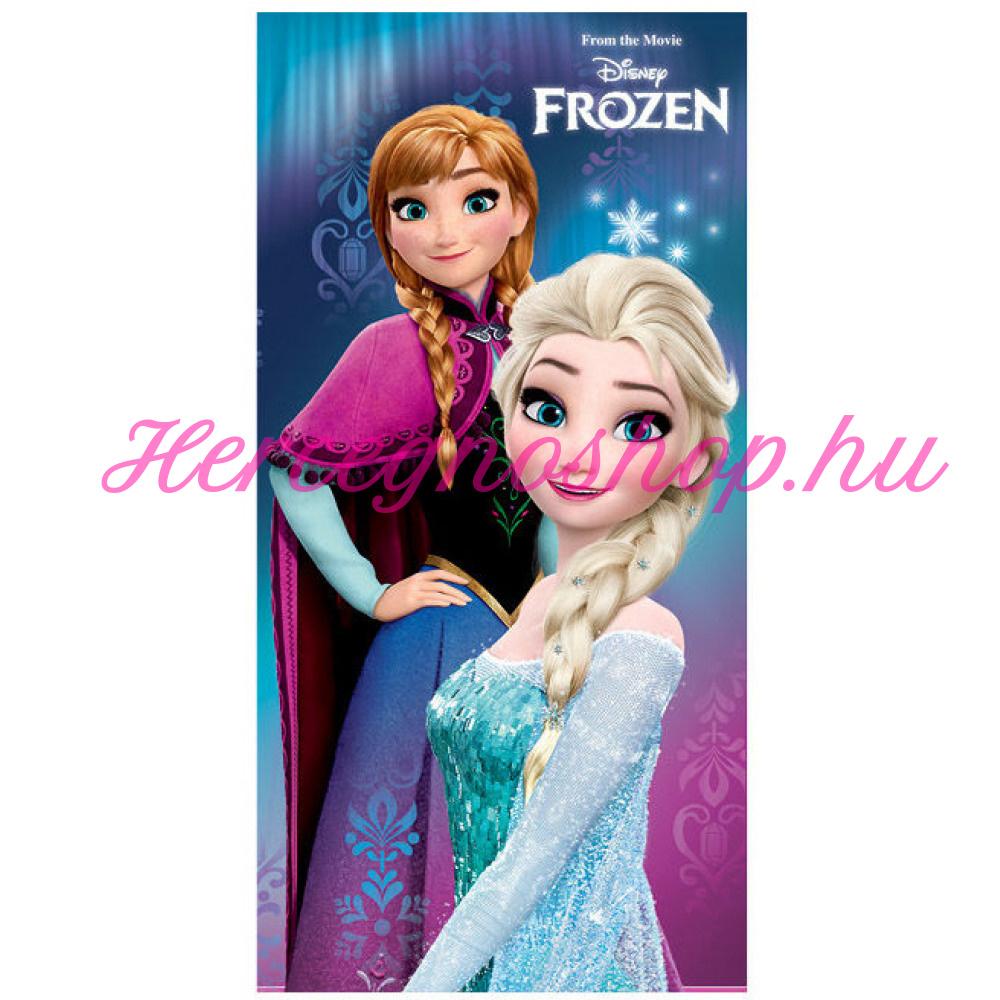 Jégvarázs strand törölköző (Disney Frozen)