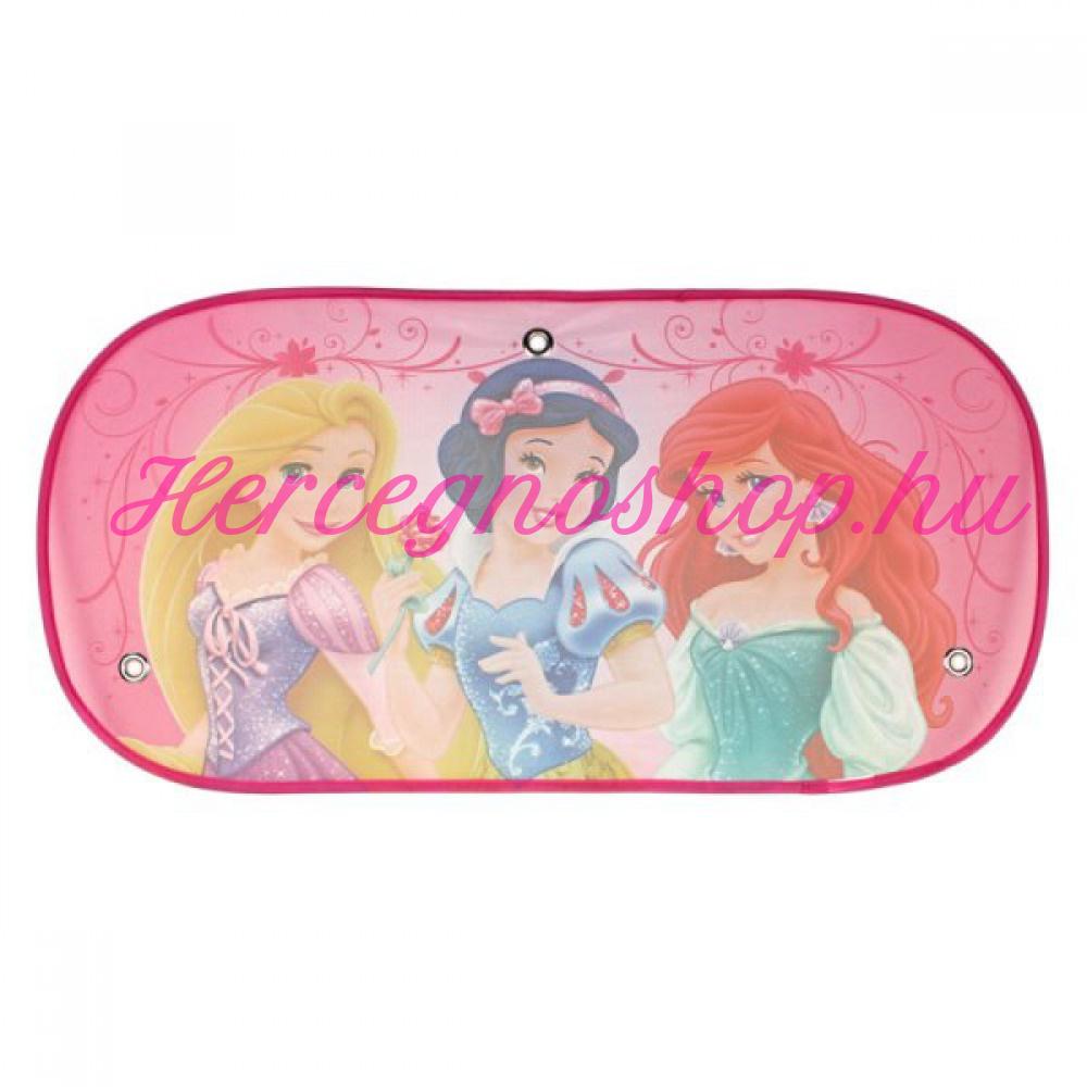 Disney hercegnők napellenző – Aranyhaj, Hófehérke, Ariel (Disney Princess)