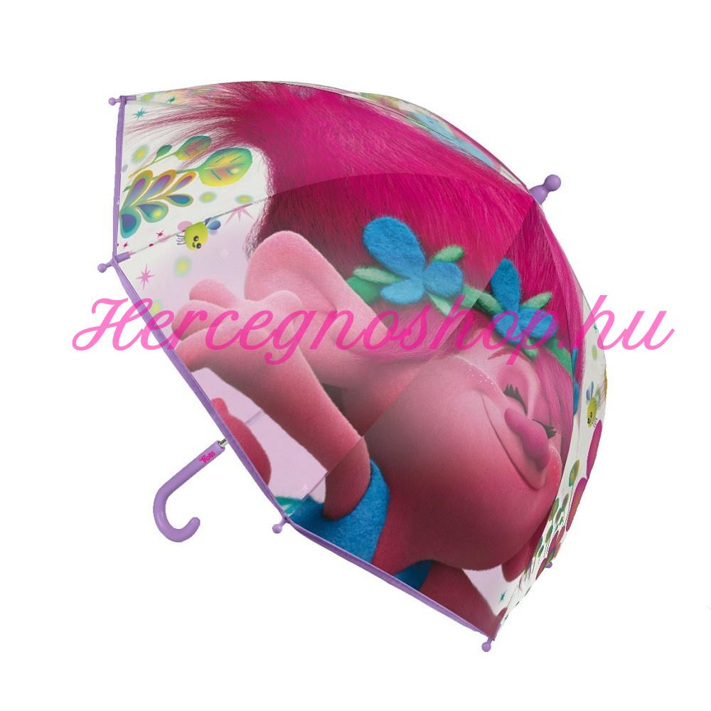 5061ef0c8b73 Trollok esernyő (Trolls) – Hercegnőshop
