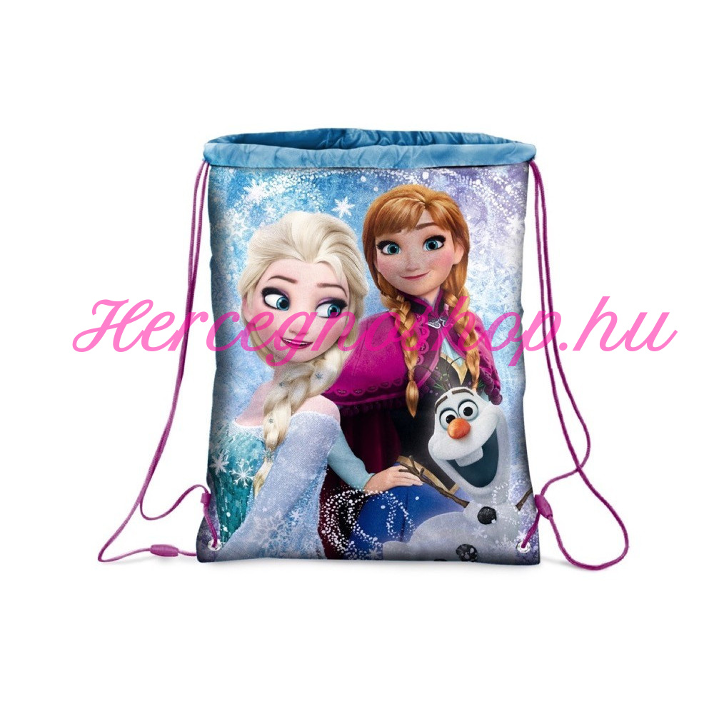 Jégvarázs tornazsák (Disney Frozen) – Hercegnőshop fe2c3effe4