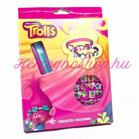2923e8e0c152 Trollok karkötő készítő (Trolls)