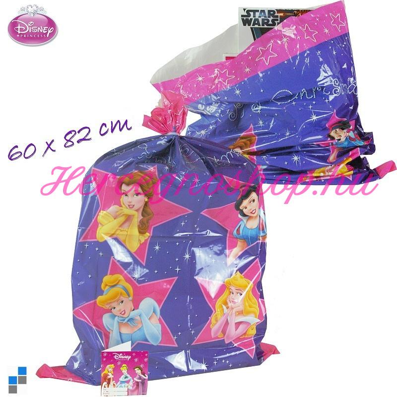 Disney hercegnők óriás ajándékzacsó (Disney Princess)