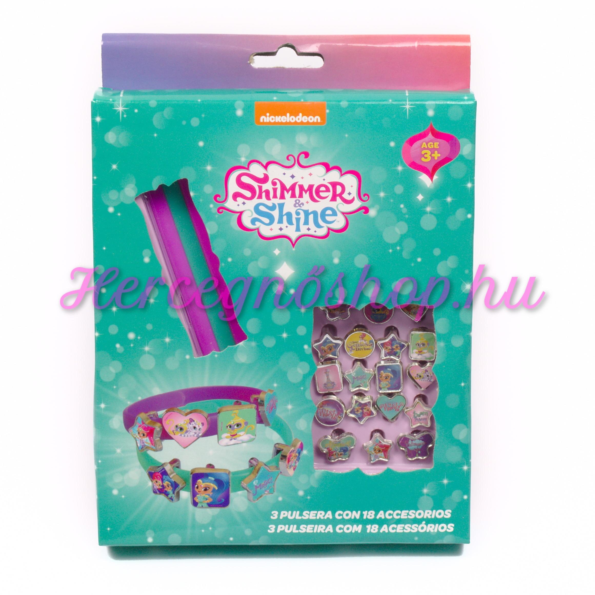 Shimmer és Shine karkötő készítő (Shimmer and Shine)
