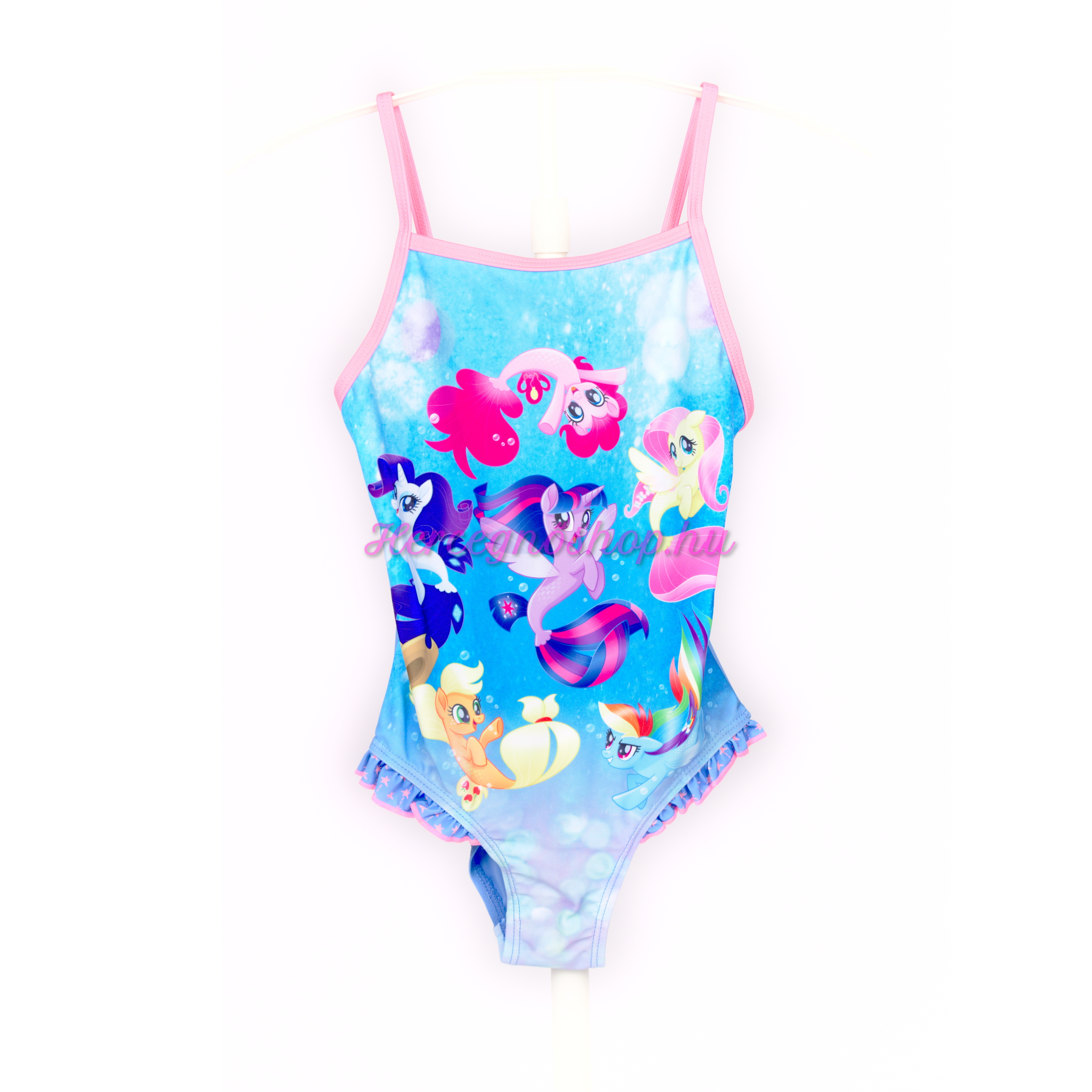 Én kicsi pónim fürdőruha – kék (My Little Pony)