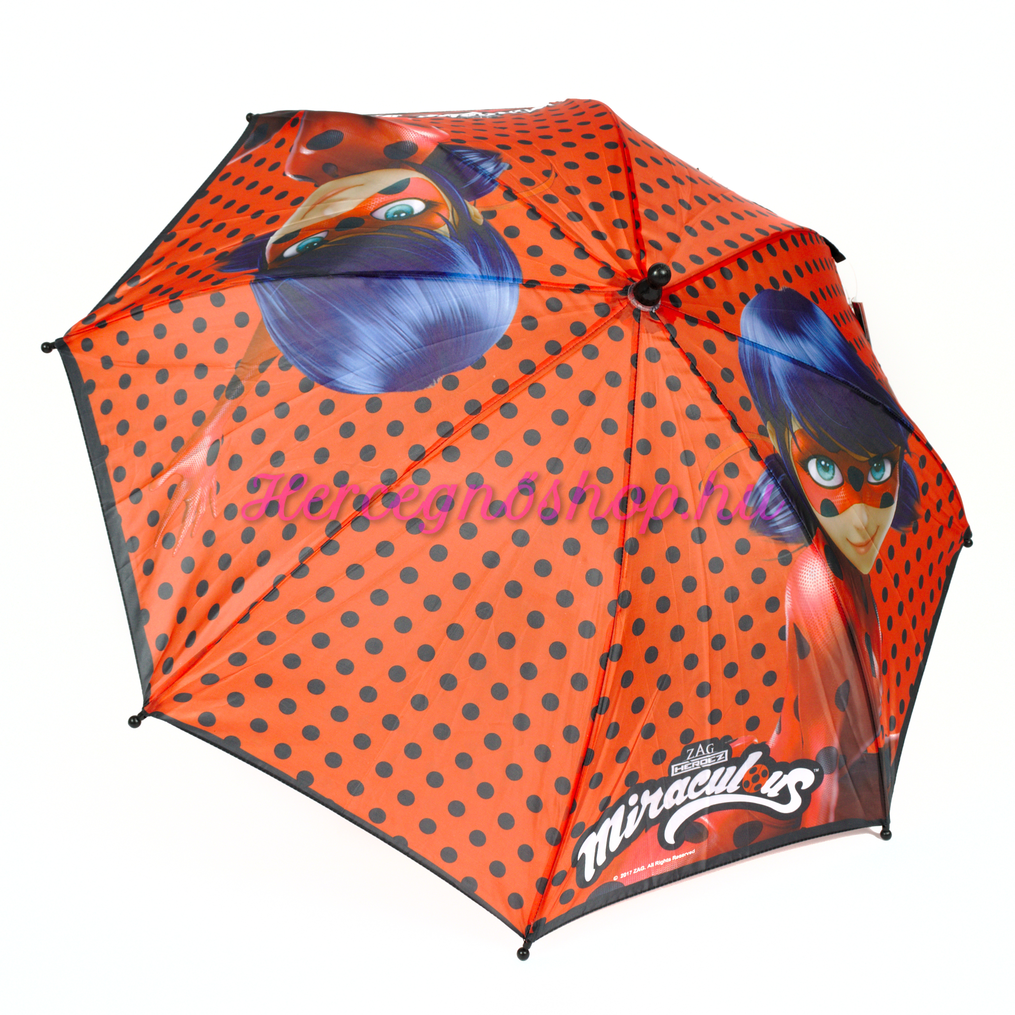 Karica rugós esernyő (Miraculous Ladybug)