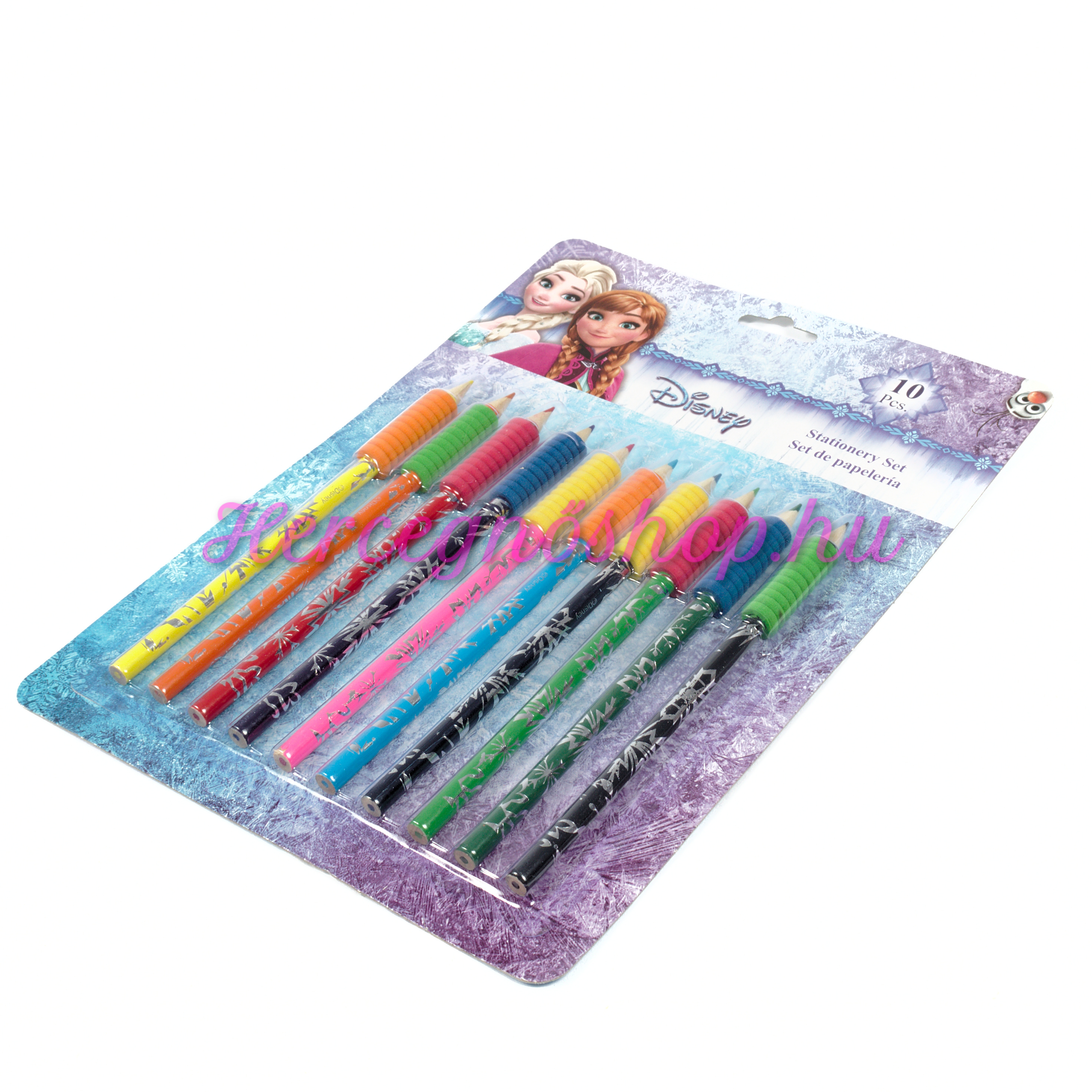Jégvarázs színes ceruzs készlet)