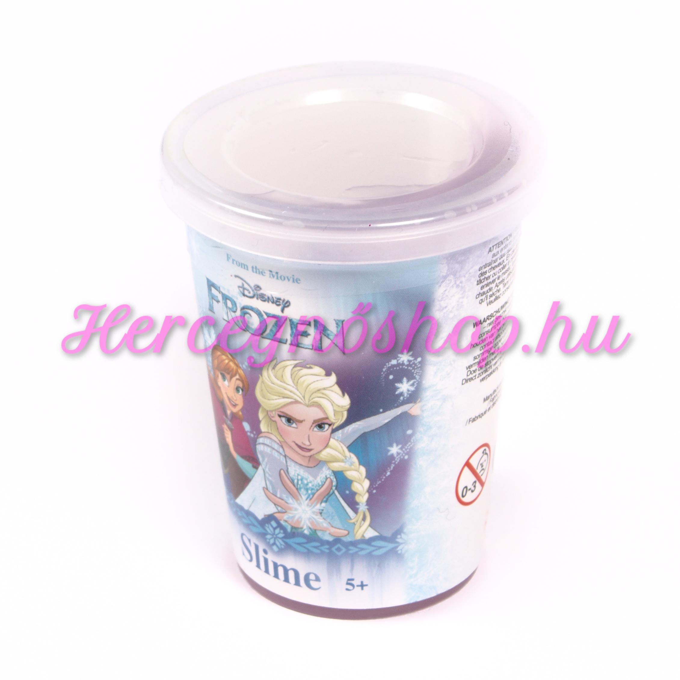 Jégvarázs slime (Disney Frozen)