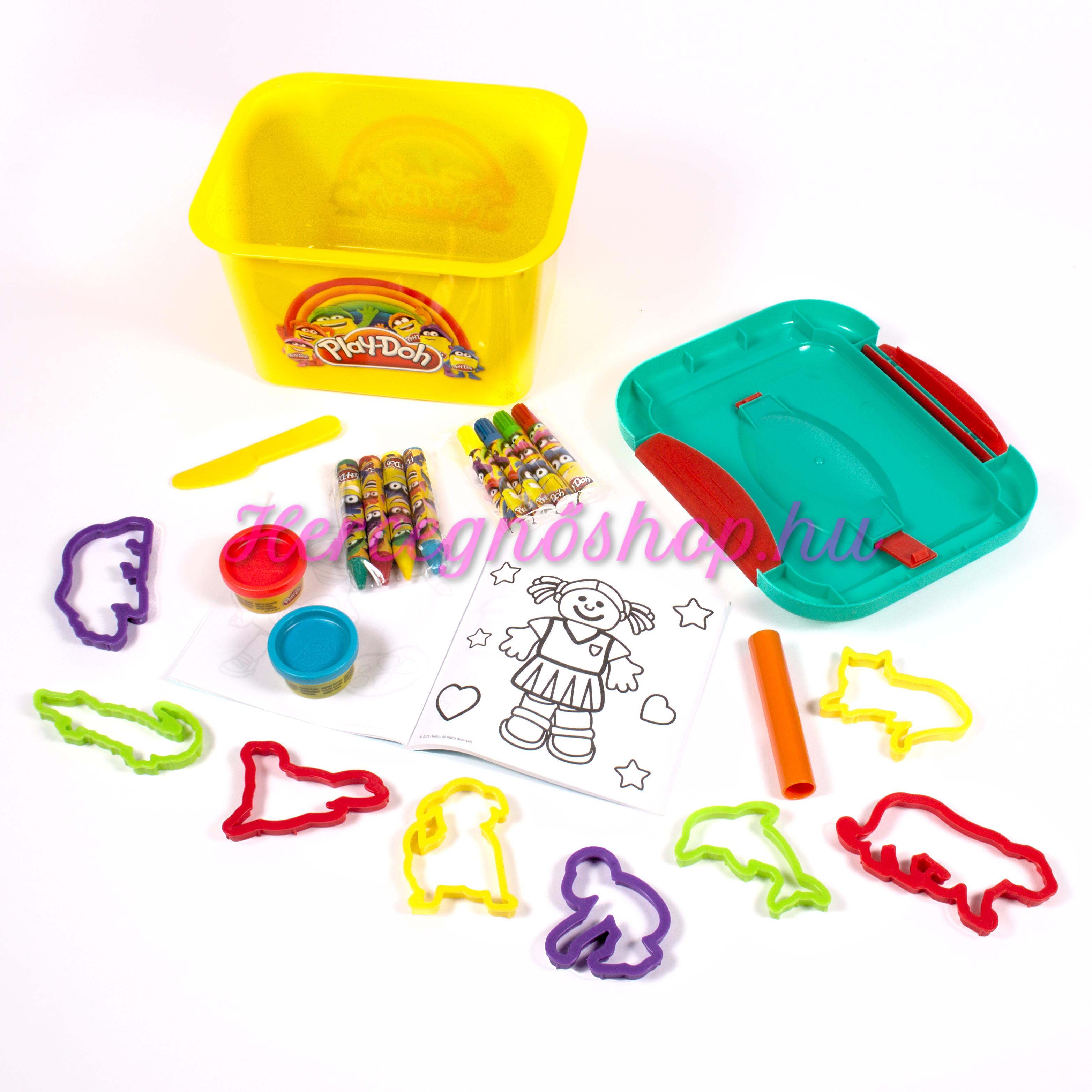 Play Doh készlet