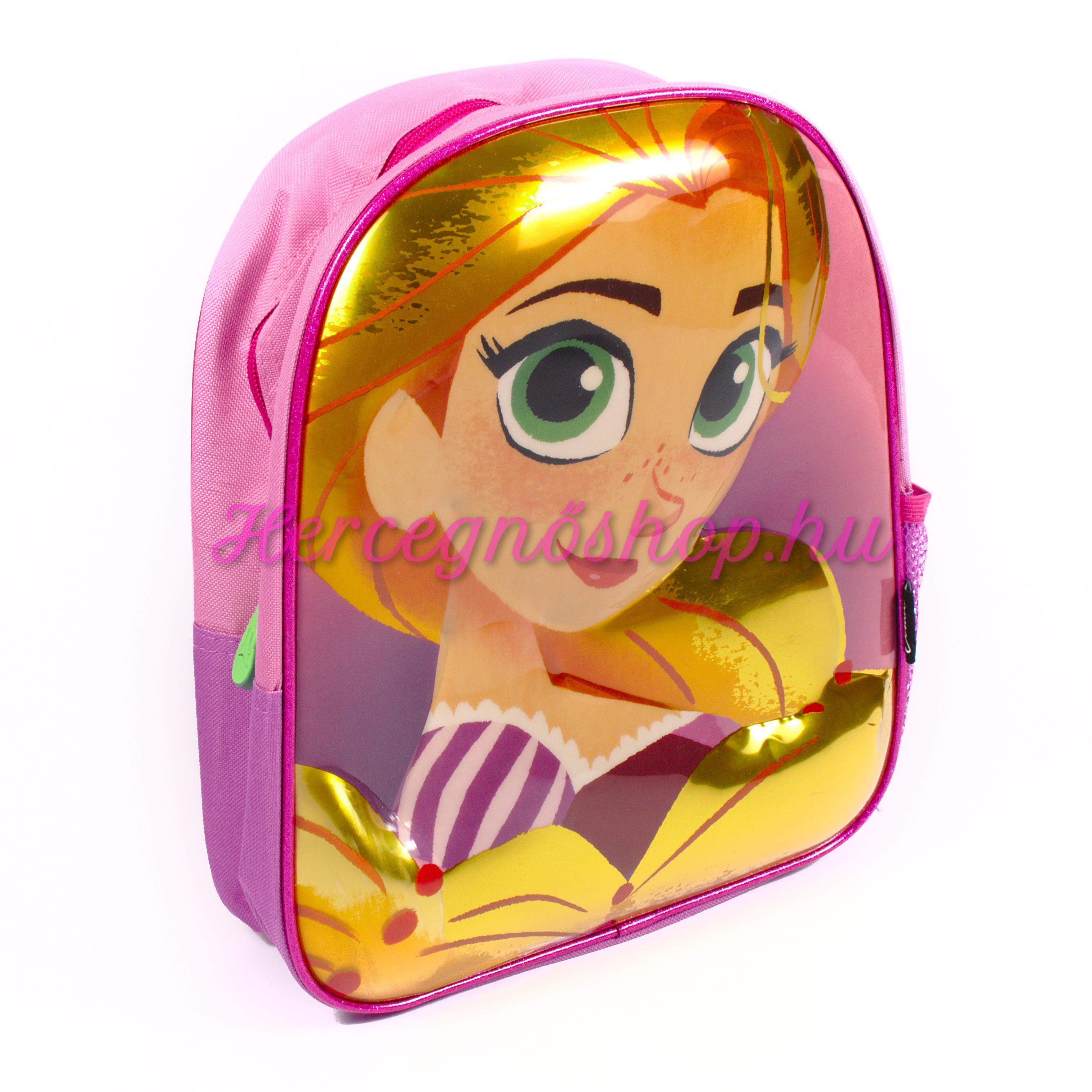 Aranyhaj 3D ovis táska (Tangled)