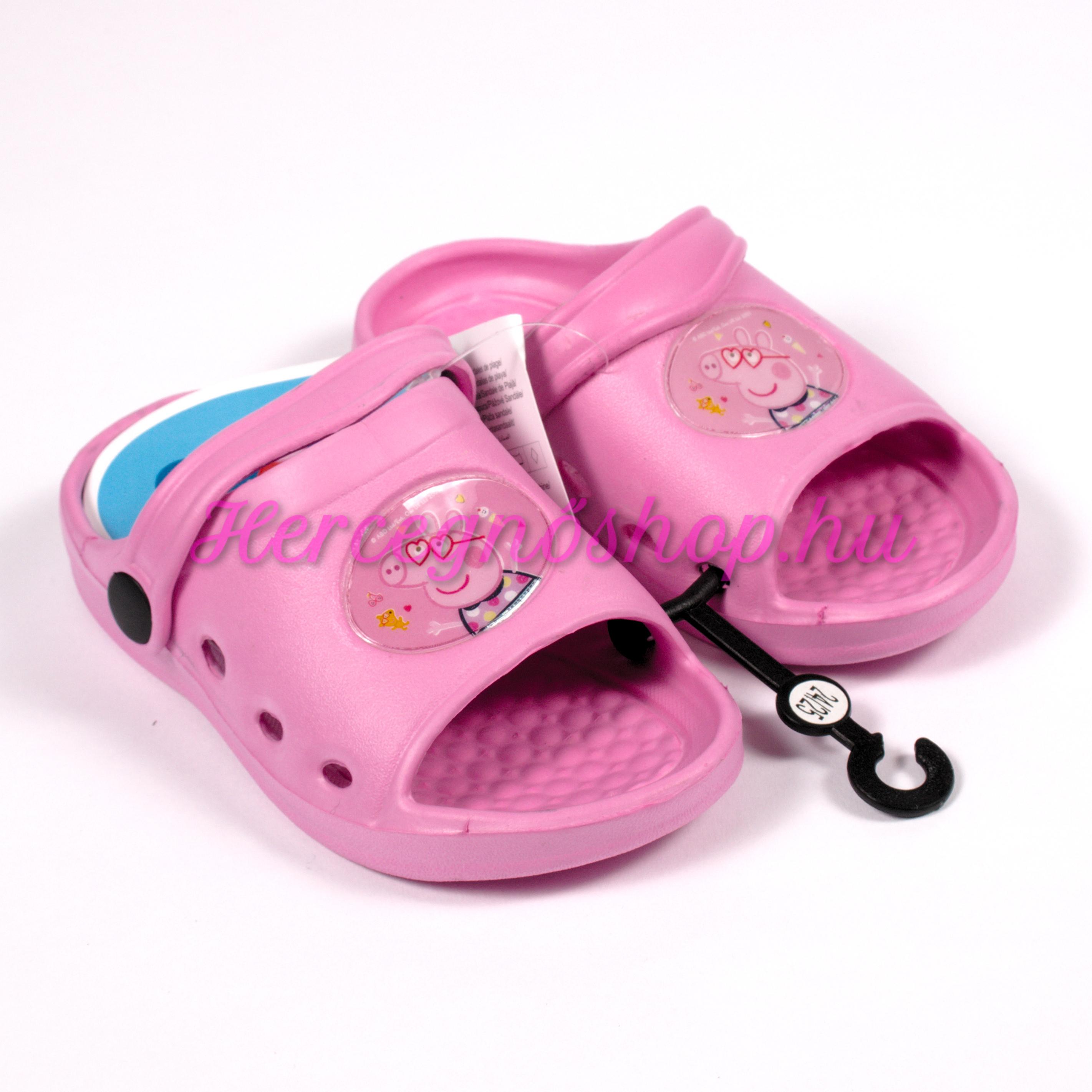 Peppa rózsaszín papucs (Peppa Pig)