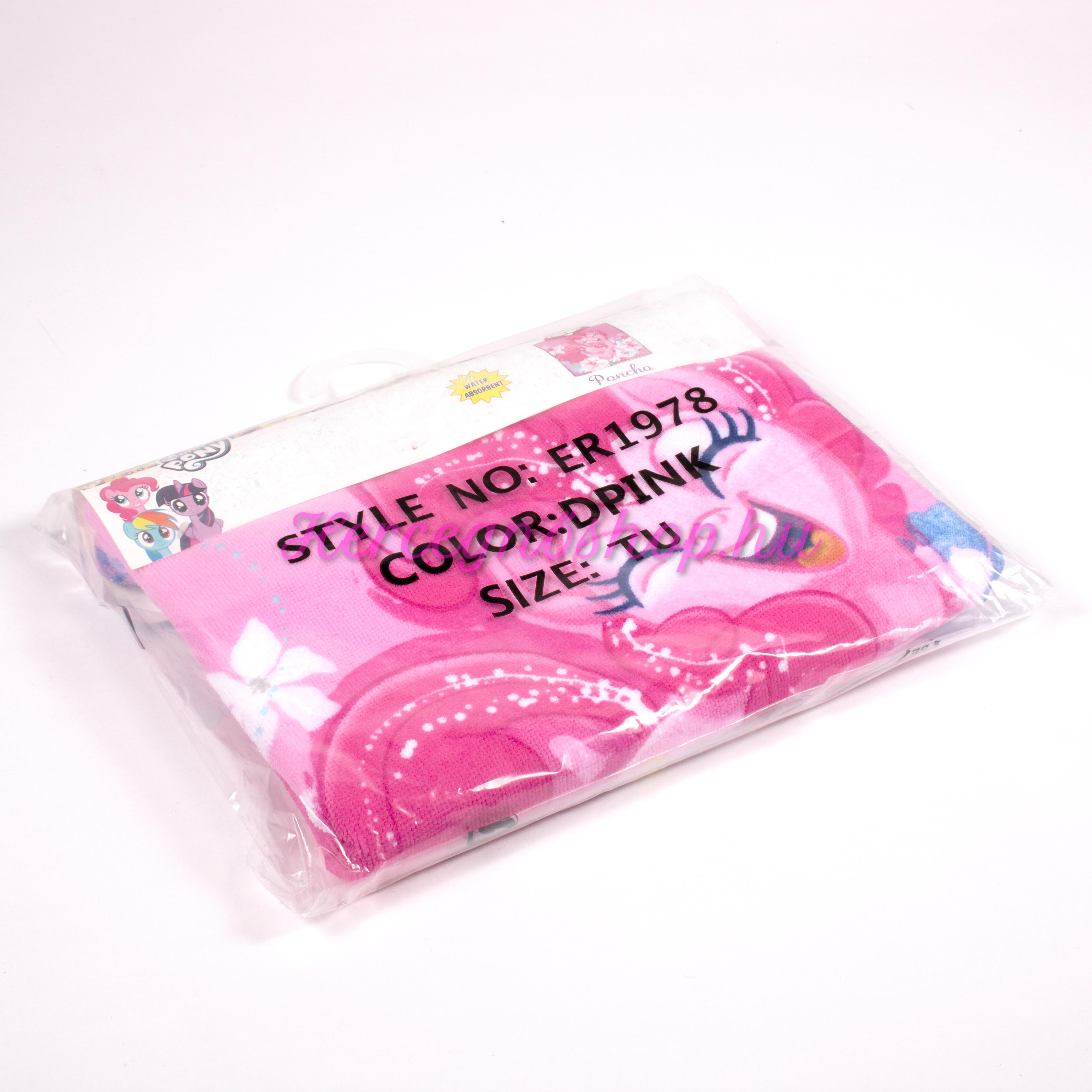 Én kicsi pónim fürdőponcsó – Pinkie Pie (My Little Pony)