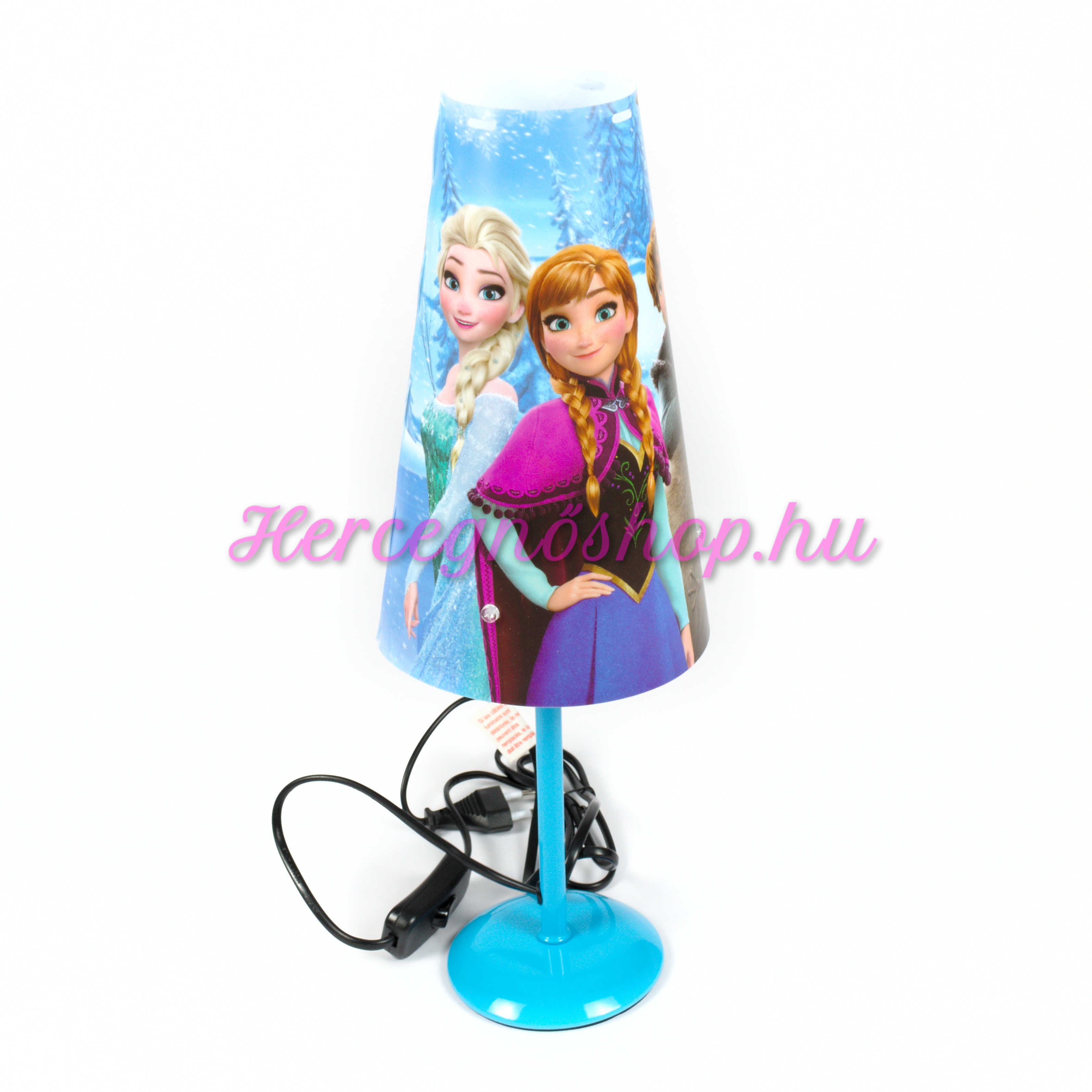 Jégvarázs asztali lámpa (Disney Frozen)