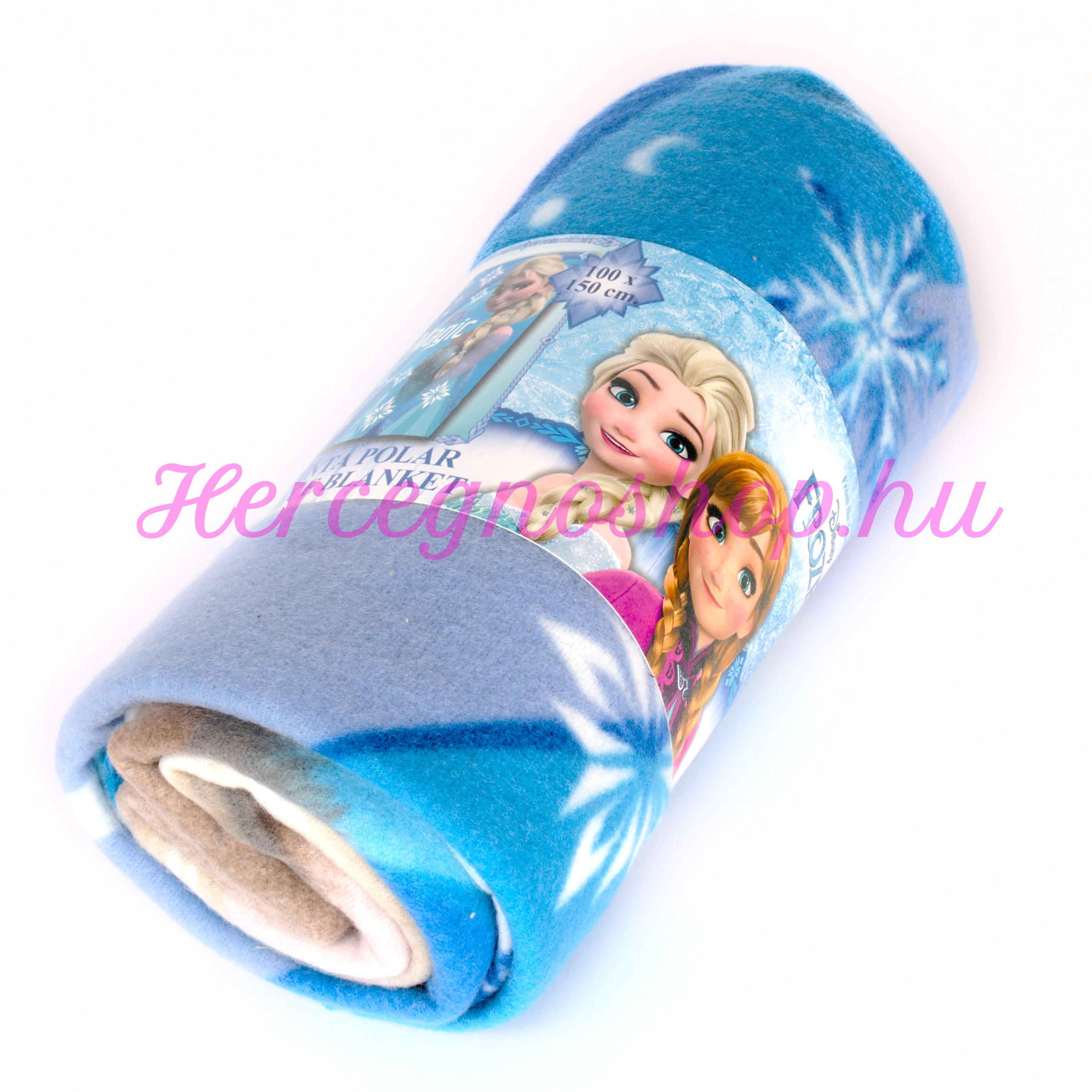 Jégvarázs polár pléd (Disney Frozen)