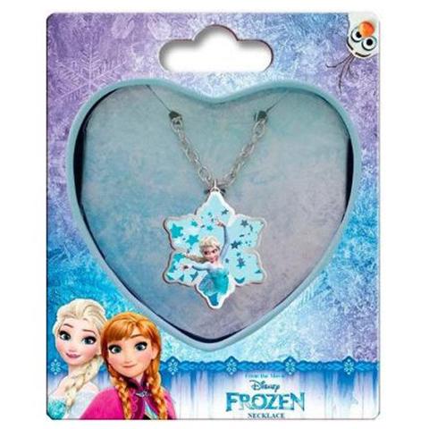 Jégvarázs hópehely nyaklánc (Disney Frozen)