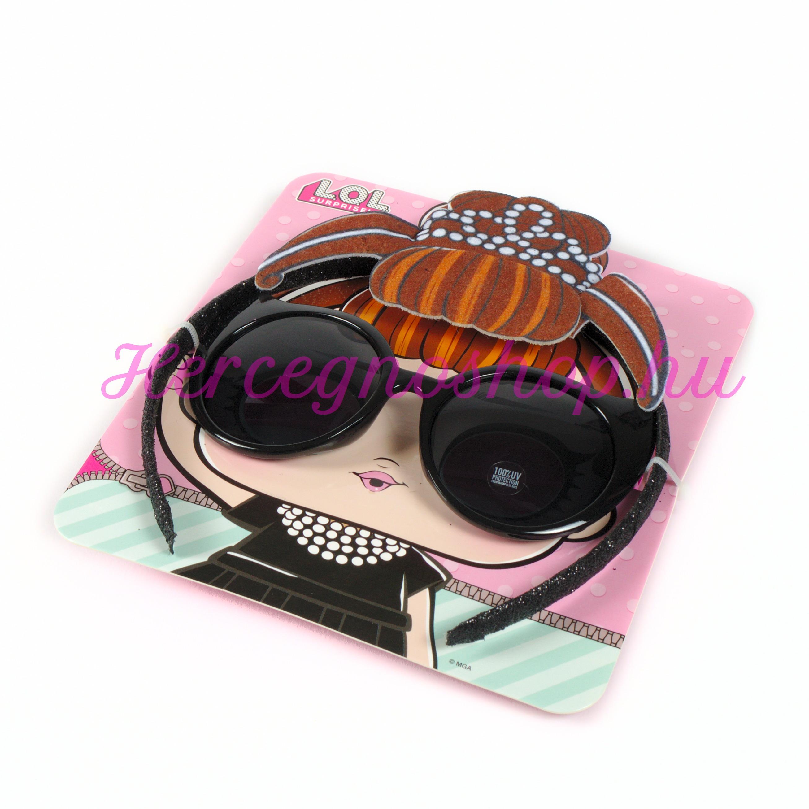 LOL napszemüveg-hajpánt szett