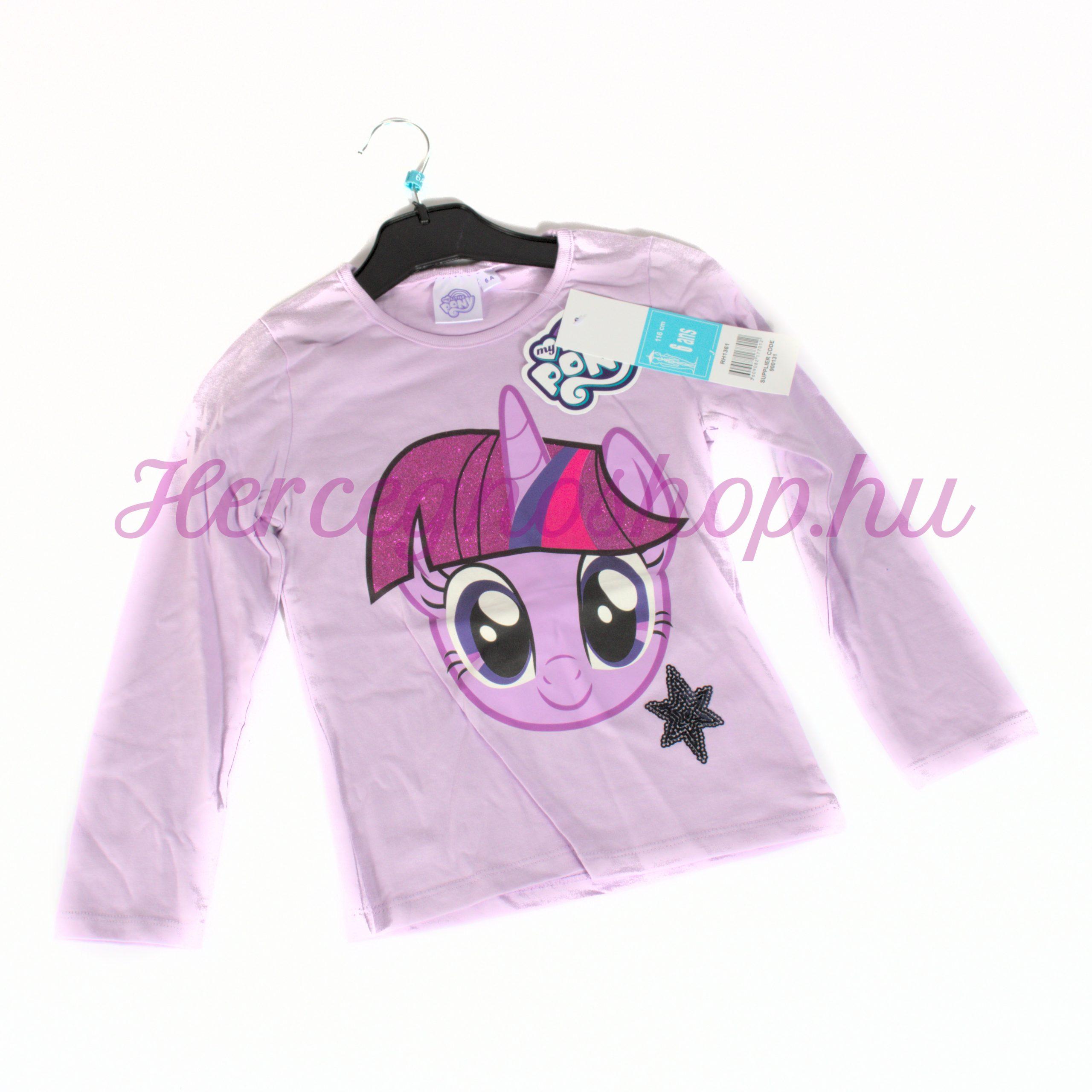Én kicsi pónim hosszúujjú póló (My little pony)