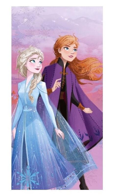 Jégvarázs törölköző (Disney Frozen 2)