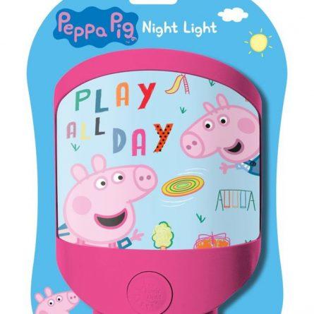 Peppa éjszakai fény
